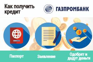 газпромбанк заявка на кредит предварительно одобренаипотека без кредитной истории